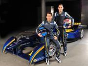 Renault apoya al equipo e.dams de la Fórmula E