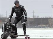 Dolph Lundgren hace pruebas extremas con motores Ford Ecoboost