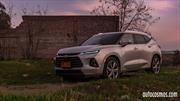 Test drive Chevrolet Blazer 2020, más SUV que Camaro