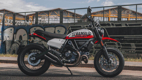 Ducati presenta dos versiones más de la Scrambler