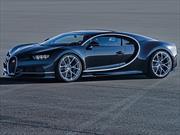 Bugatti Chiron: Heredero del Veyron ofrece 1500 HP