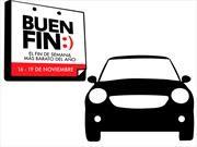 Las mejores ofertas de autos durante el Buen Fin 2018