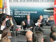 Primeras de cambio del Salón del Automóvil de Bogotá 2014