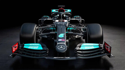 Mercedes-AMG F1 W12 E Performance, el arma para reinando en la F1 2021