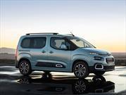 Citroën Berlingo 2019, atractiva y multifacética