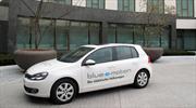 Manejamos en Wolfsburg el Volkswagen Golf  Blue-e-Motion