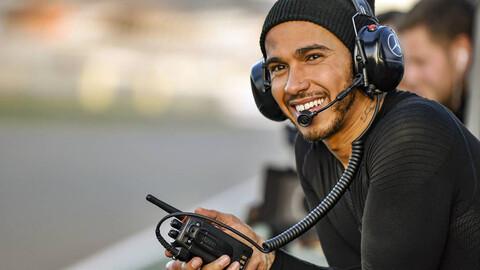 Lewis Hamilton se suma a la Extreme E