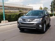 Video: Toyota crea un sitio web al aire libre para la RAV4