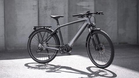 Triumph vuelve a sus origenes con la bicicleta Trekker GT