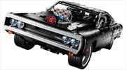 El Dodge Charger de Toretto en Fast & Furious es replicado por LEGO