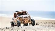 Colombiano participará en la categoría SSV del Dakar 2020