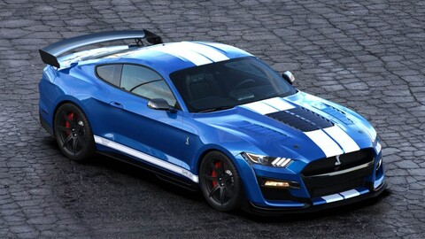 Shelby GT500SE es un enérgico y exclusivo muscle car