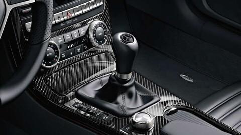 Chau a los Mercedes-Benz con cajas manuales