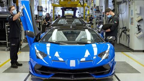 A pesar de la pandemia, Lamborghini logra impresionante resultado de ventas en 2020