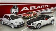 Abarth, la marca de alto desempeño de FIAT, cumple 70 años