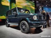 Mercedes-Benz Clase G 2019, el despertar de un gigante