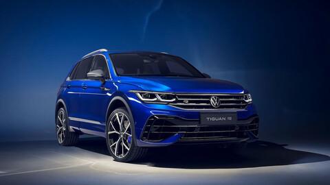 Volkswagen Tiguan 2021, motor híbrido o una nueva versión R