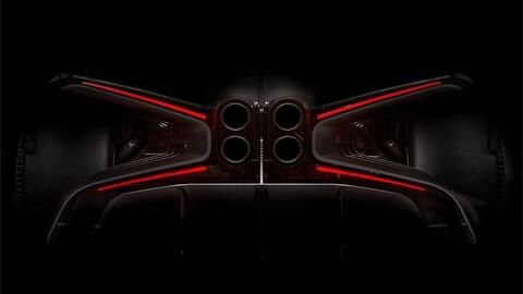 Inicia la cuenta regresiva para el debut del primer hypercar de Bugatti desarrollado con Rimac