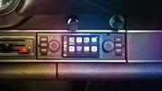Porsche ofrece sistemas de audio multimedia vintage