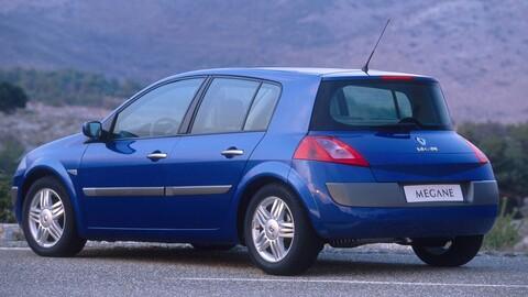 Un cuarto de siglo de éxitos del Renault Mégane