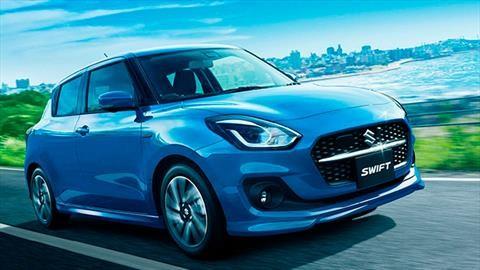 Suzuki Swift 2021 se hibridiza y renueva su imagen
