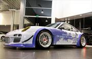 El Porsche 911 GT3 R Hybrid Facebook Edition visita nuestro país