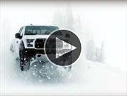 Video: Ken Block y una Ford F-150 Raptor en la nieve
