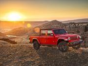 Se filtran las primeras imágenes de Jeep Gladiator