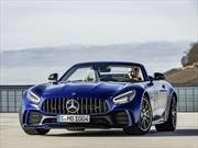 Mercedes-AMG GT R Roadster, despeinados y felices
