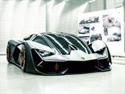 Lamborghini Terzo Millenio, el súper auto del futuro