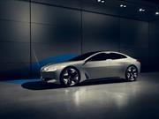 BMW i Vision Dynamics Concept, un nuevo rival para Tesla