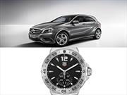 Mercedes-Benz revela el Special Edition Clase A TAGHeuer