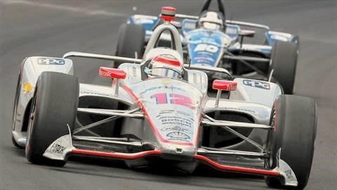 Montoya y otras leyendas disputarán virtualmente las 500 Millas de Indianápolis