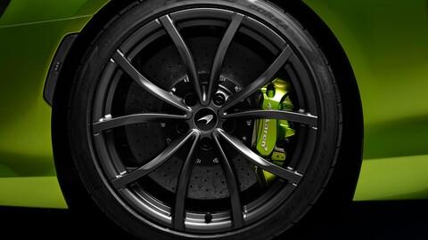 Cómo funcionan los neumáticos inteligentes Pirelli del McLaren Artura