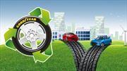 Goodyear se cuadra con el reciclaje de neumáticos en Chile
