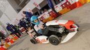 Los karts eléctricos para niños de Eliseo Salazar se dan cita en Movicenter
