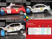 Primeros autos con 5 estrellas de América Latina según Latin NCAP