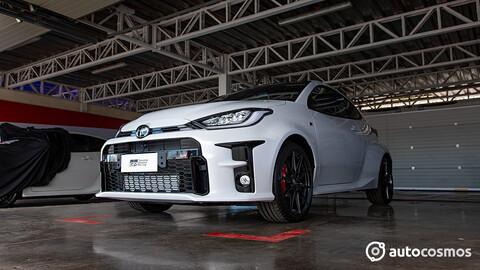 Toyota GR Yaris 2022, el hot hatch del momento ya está en Chile