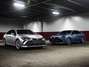 Toyota Avalon, beneficios de la arquitectura global