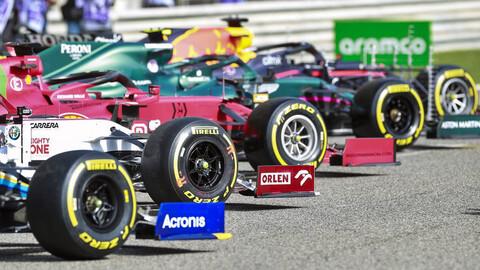 F1 2021: ¿Cómo ver el GP de Bahrein por TV?