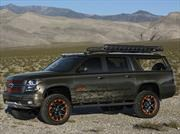 Chevrolet Luke Bryan Suburban Concept, una SUV para todo tipo de aventuras