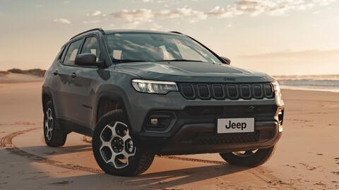 Nuevo Jeep Compass 2022 precio en Argentina, motor turbo y más