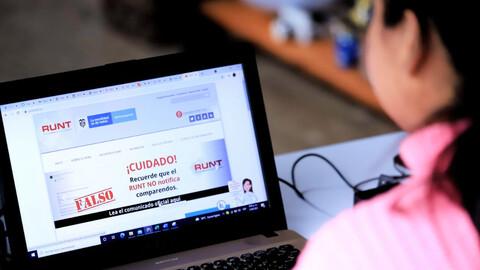 Cuidado con falsos correos sobre imposición de comparendos