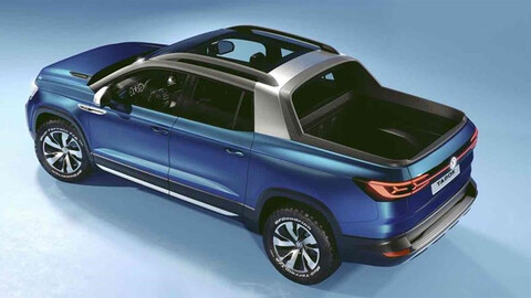 En Brasil afirman que VW Tarok se fabricará en Argentina