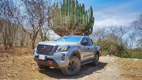 Manejamos la Nissan Frontier Pro4X