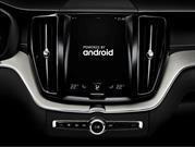 Volvo incluirá Android en sus carros