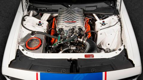 Stellantis celebra el 40 aniversario de la Planta Motores Saltillo Norte, hogar del V8 HEMI