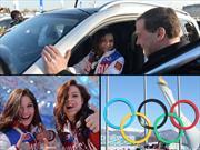 Mercedes Benz para los medallistas rusos de Sochi