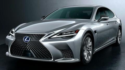 Lexus LS 2021, renovación y tecnología para el japonés más lujoso