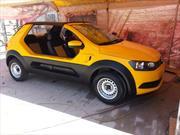 En México transforman al Volkswagen Gol Trend en un Buggy